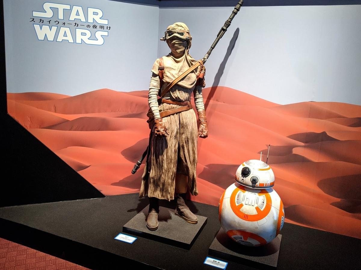 『SW』の「BB-8」もそうですかね!