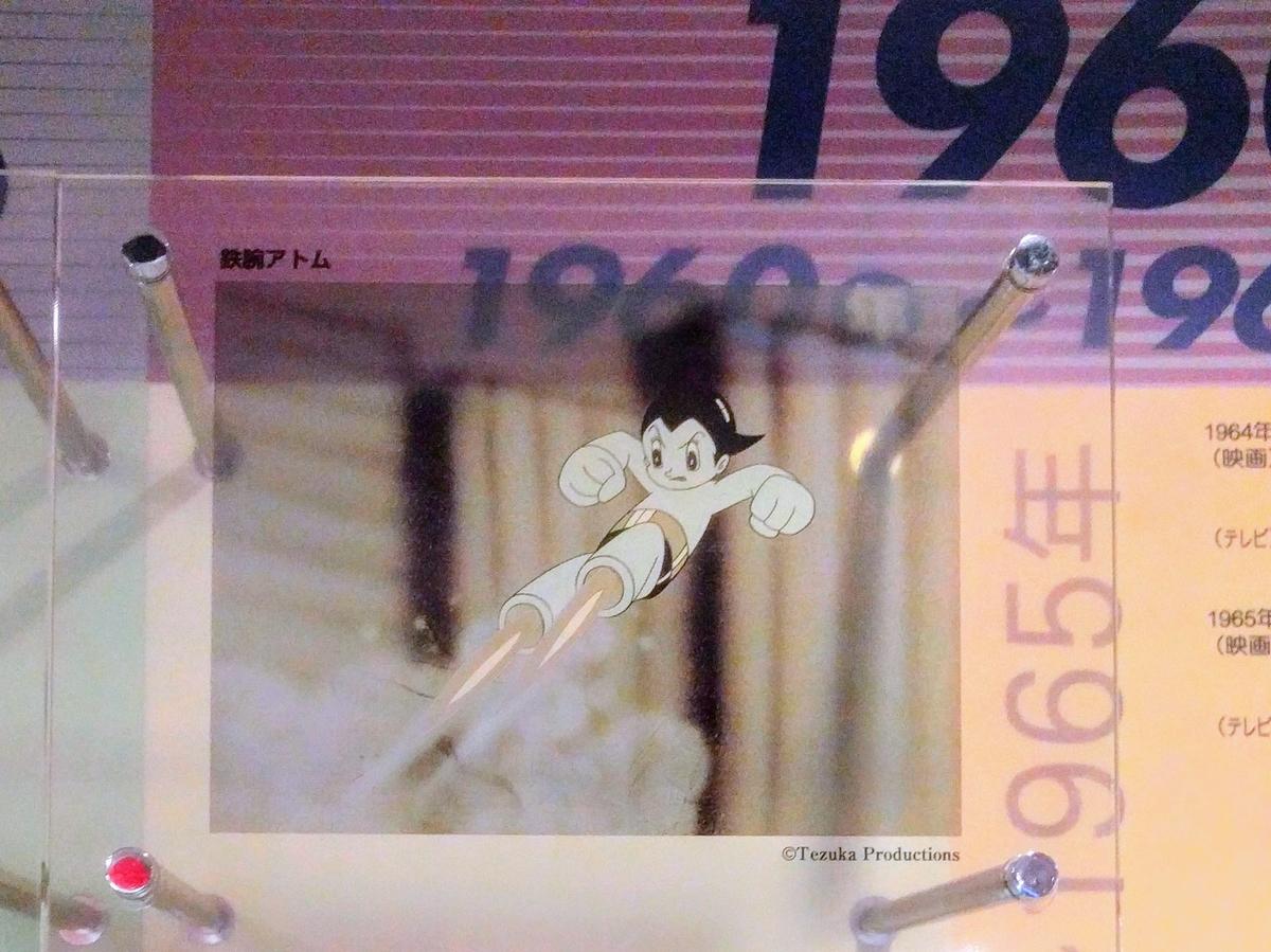 国産TVアニメ第1号『鉄腕アトム』(1963年~)