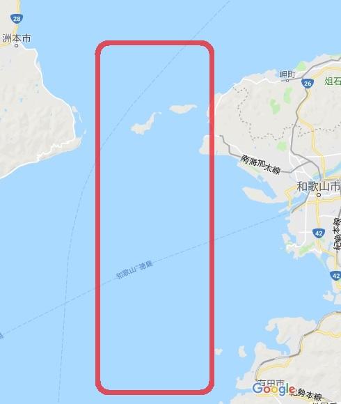 紀北・友ヶ島