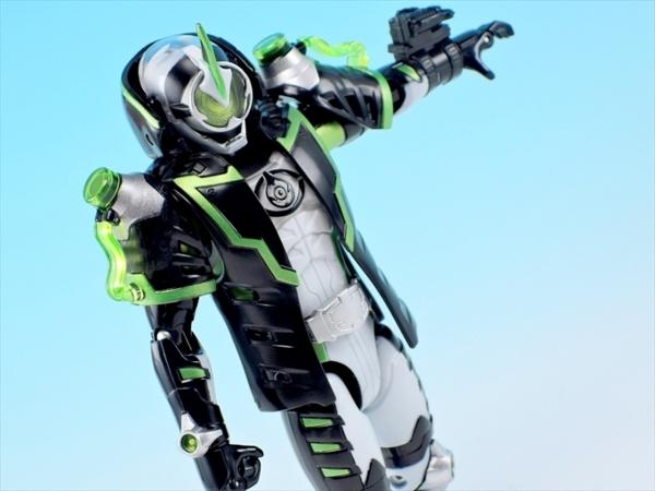 Gc09 仮面ライダーネクロム レビュー Yoの玩具箱