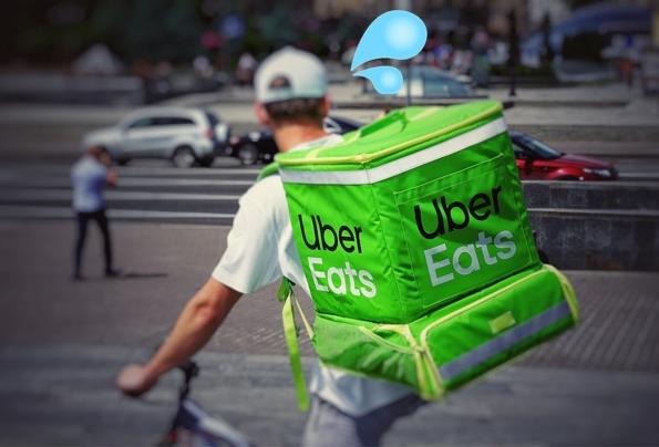 Uber Eats(ウーバーイーツ)のトラブル集