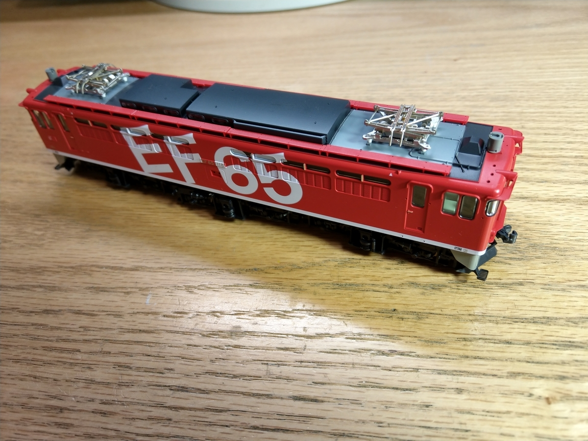 EF65-1118 加工前