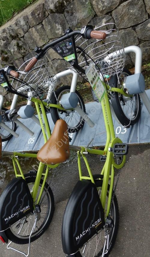 金沢 レンタル自転車