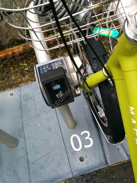 金沢 レンタル自転車ICカード
