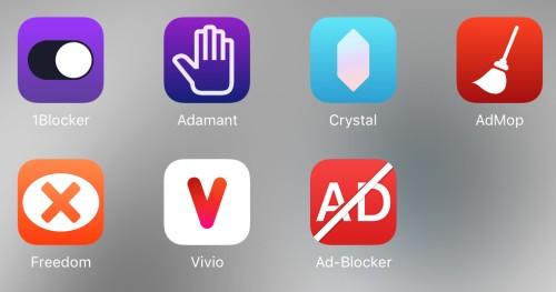 iOS9 広告ブロック非表示無料アプリ一覧