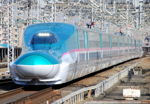 北海道新幹線の車両