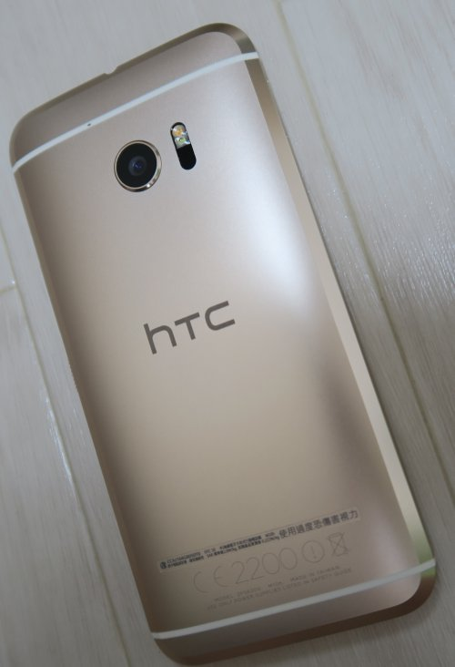 HTC 10のデザイン