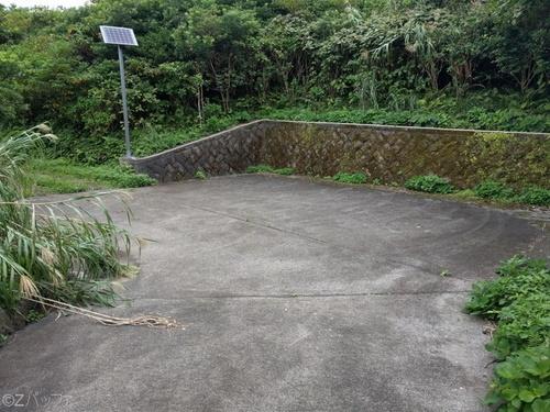 尾山展望公園までの道のり