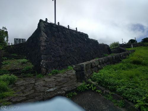 尾山展望公園目前