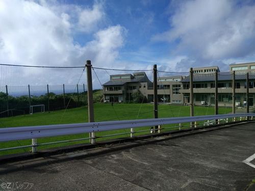 青ヶ島小中学校