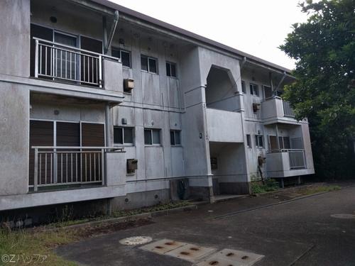 青ヶ島の住宅