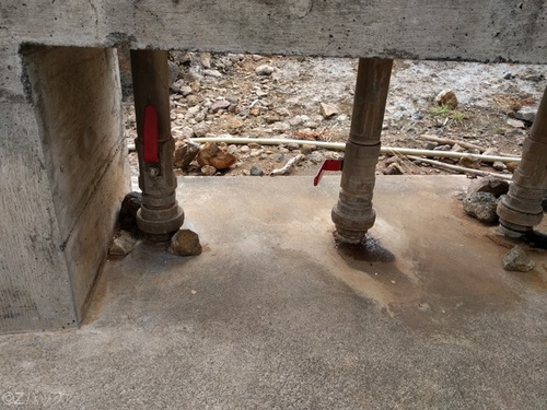 青ヶ島の地熱釜の使い方