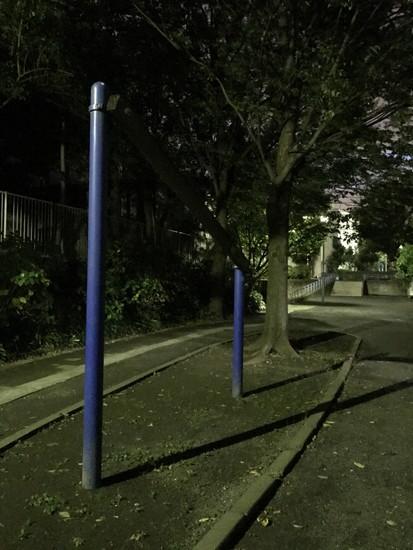 iPhone7カメラで暗いところで撮影した写真