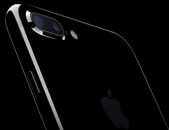 iPhone7Plusのデュアルレンズカメラ