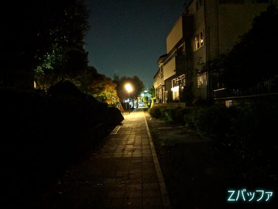 Google Pixelカメラでの夜景写真