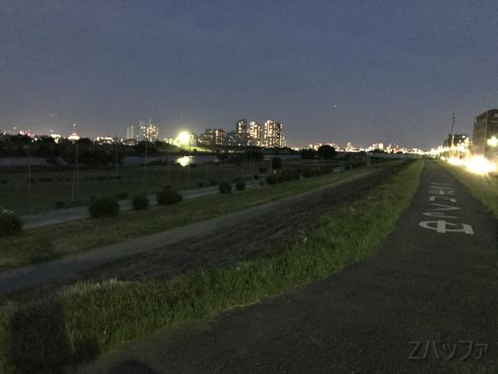 iPhone7で撮影した夜景