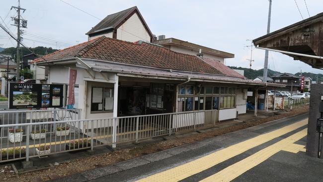 天竜浜名湖鉄道の金指駅