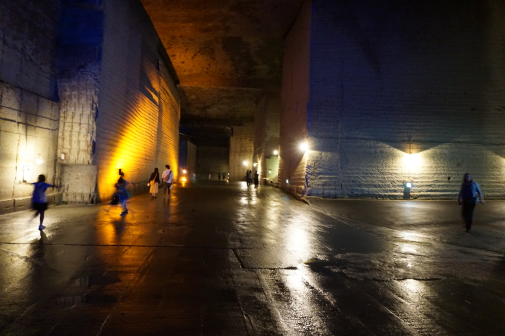 宇都宮の地下神殿