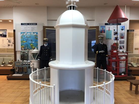 男木島資料館の内部
