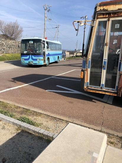 女木島のシャトルバス