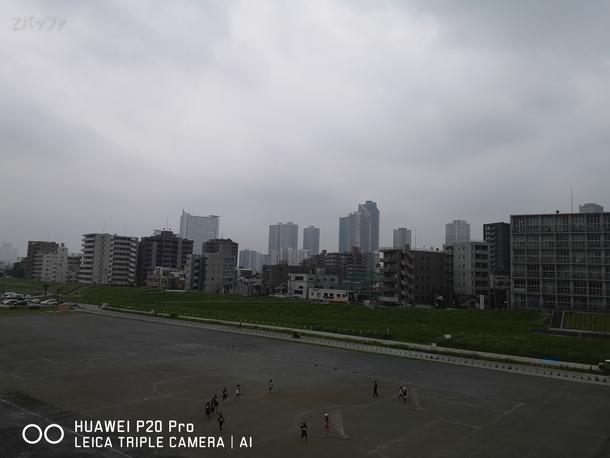 武蔵小杉駅周辺のタワーマンション群