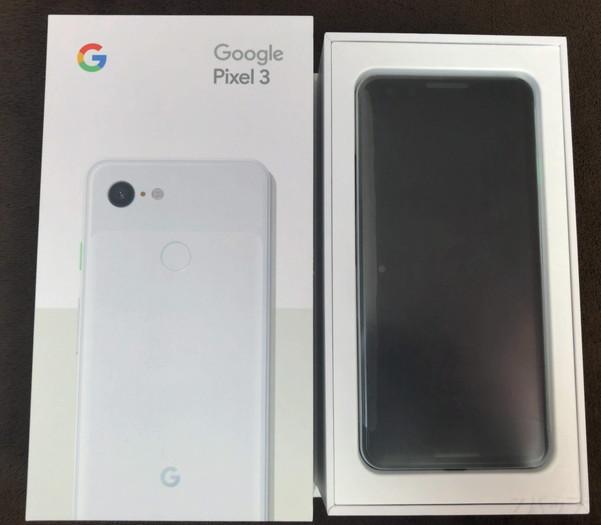 やっと日本で発売されたGoogleスマホのPixel 3