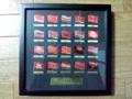 [浦和レッズ][ピンバッチ]浦和レッズオフィシャルサポーターズ20周年記念ピンバッチセット