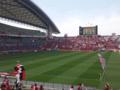 [浦和レッズ][埼玉スタジアム2002][セレッソ大阪]試合開始前なのに観客が少ないな~