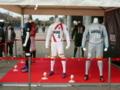 [浦和レッズ][埼玉スタジアム2002][REDS Festa 2012]2ndユニフォームとGKユニフォーム