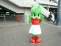[浦和レッズ][埼玉スタジアム2002][REDS Festa 2012]ディアラちゃん