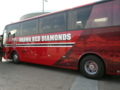[浦和レッズ][埼玉スタジアム2002][REDS Festa 2012]選手バス