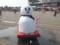 スタジアムに出現した2012年の浦和レッズバージョン雪だるま!