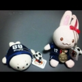 [なでしこ][うさもも][しろたん][日本代表][ユニフォーム]なでしこジャパン、U-23日本代表のメダル獲得を念願して・・・