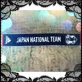 [日本代表][タオルマフラー]セゾンポイント交換限定サッカー日本代表タオルマフラー