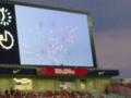 [浦和レッズ][埼玉スタジアム2002]バックスタンドからは全く見えなかった埼スタの花火