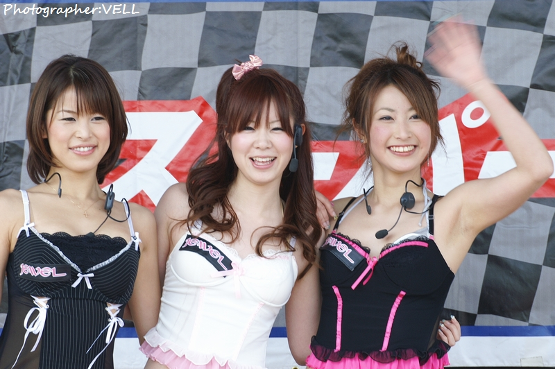 スーパー耐久開幕戦@鈴鹿(レースクイーンフォト未公開画像編 ...