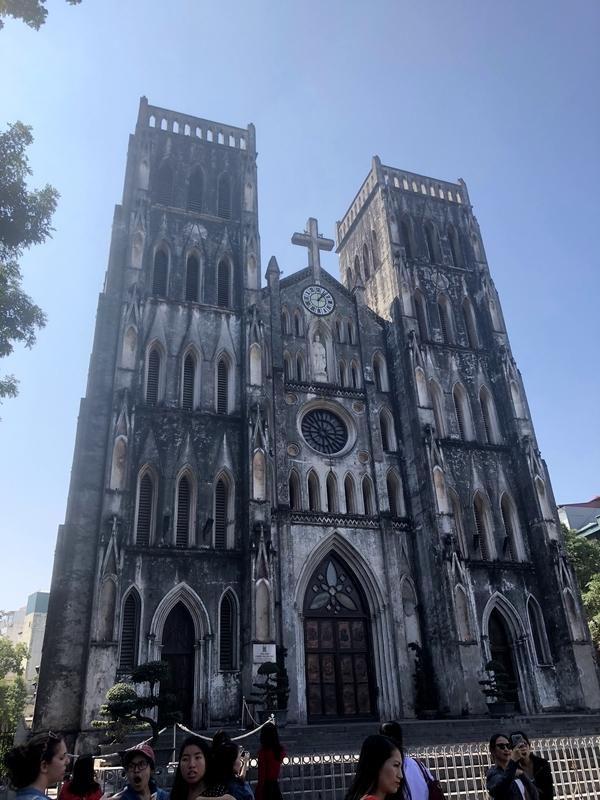 ハノイ大聖堂教会