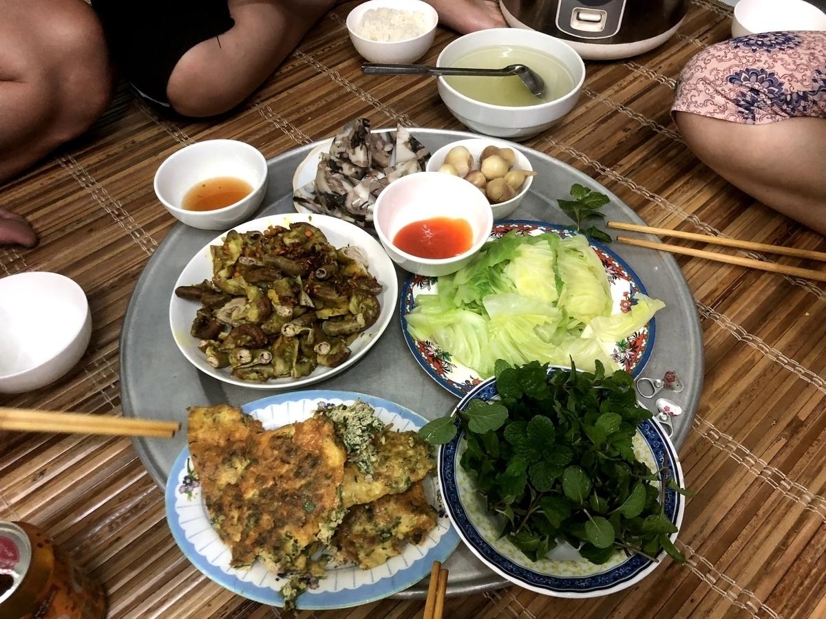 ベトナム 食事