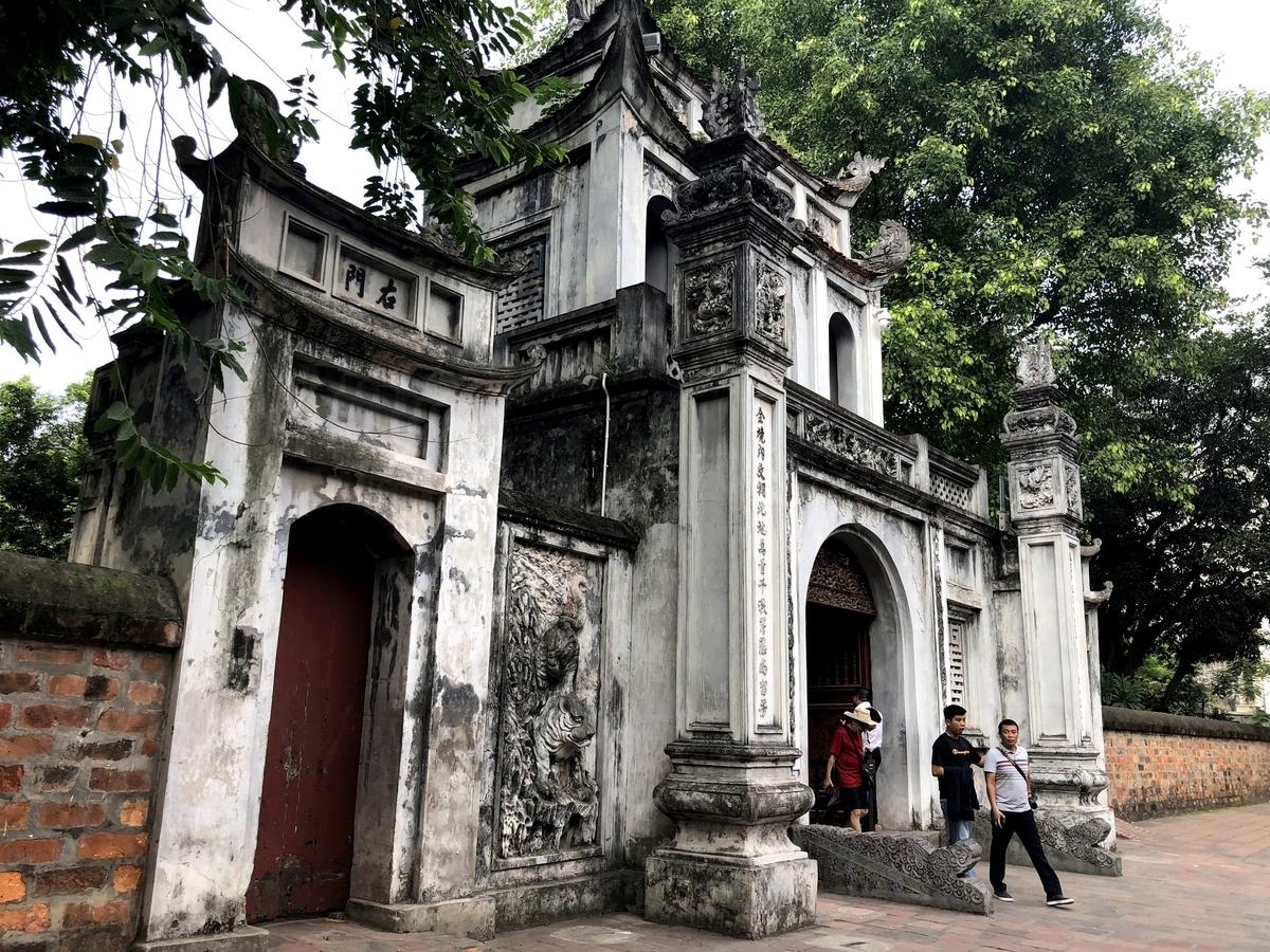 ベトナム 文廟
