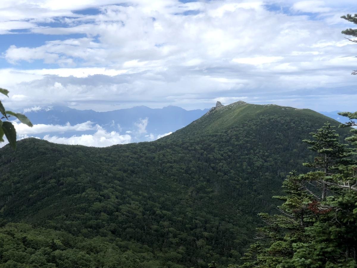 金峰山 登山