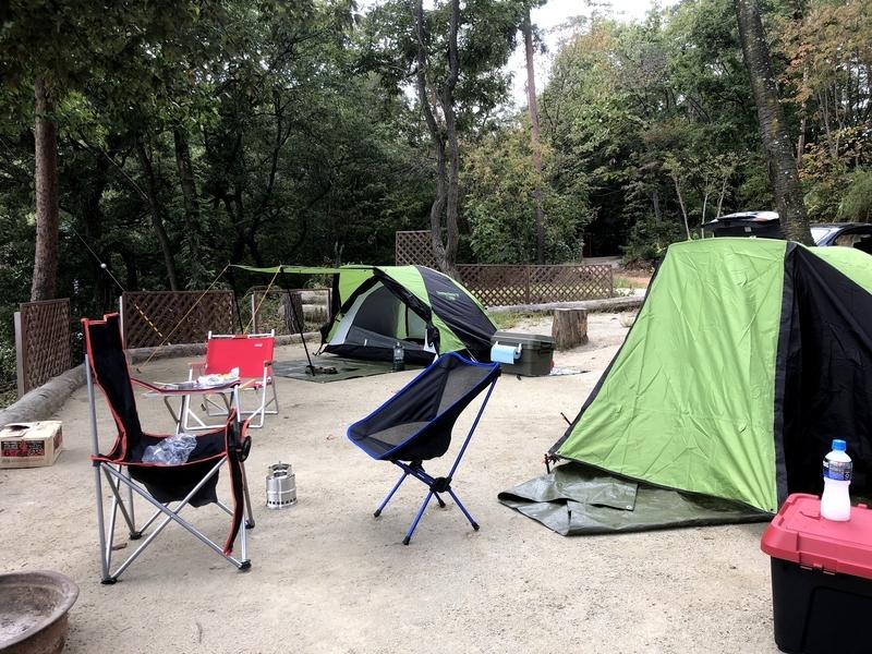 パインウッド キャンプ