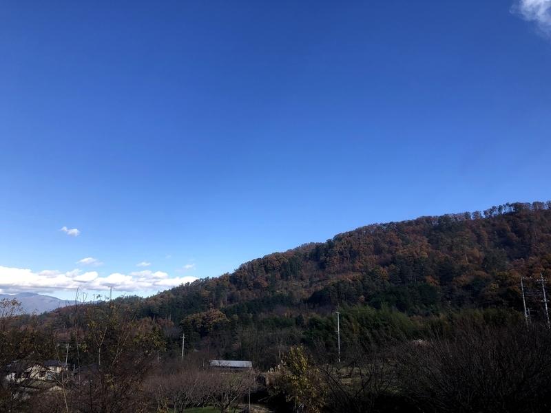 黒坂オートキャンプ場 景色