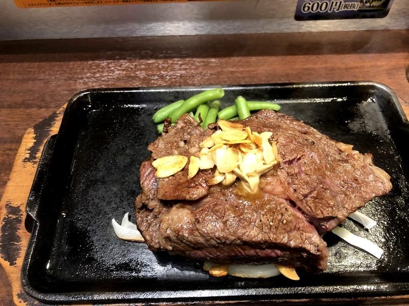 いきなりステーキ トップリブ