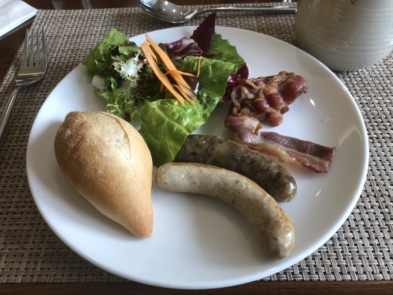 ヒルトン ハノイ 朝食