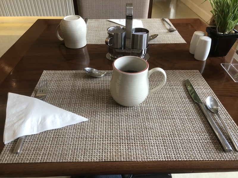 ヒルトン ハノイ 朝食 コーヒー