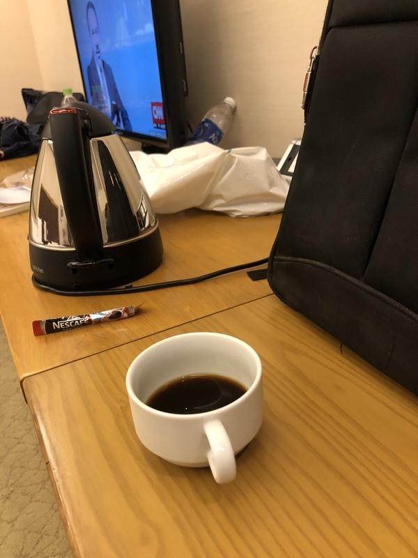 ヒルトン ハノイ コーヒー