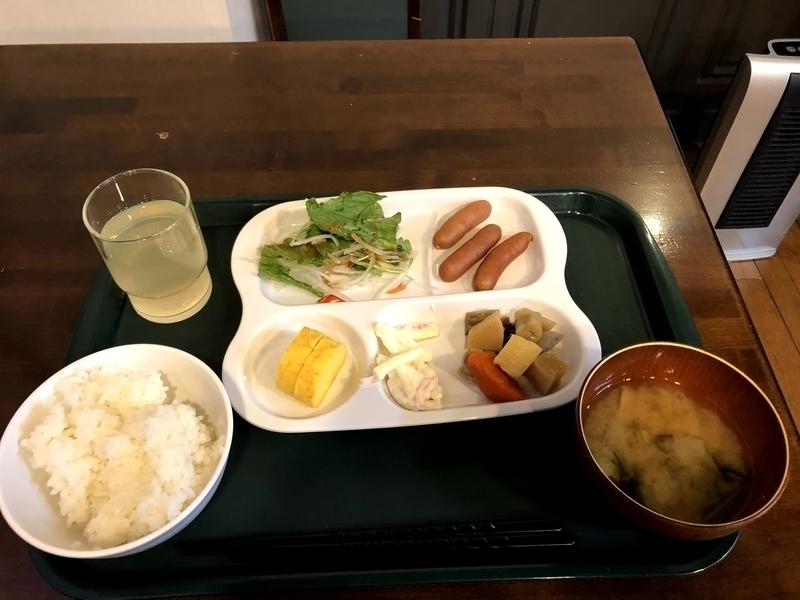 サザンクロスイン松本 私の朝食