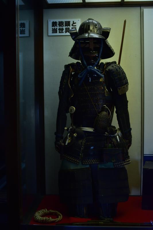 松本城 甲冑