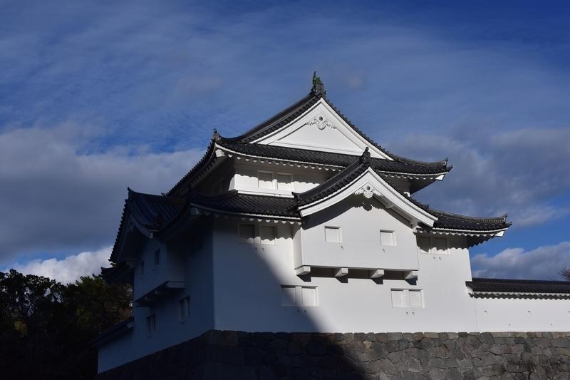 駿府城 坤櫓