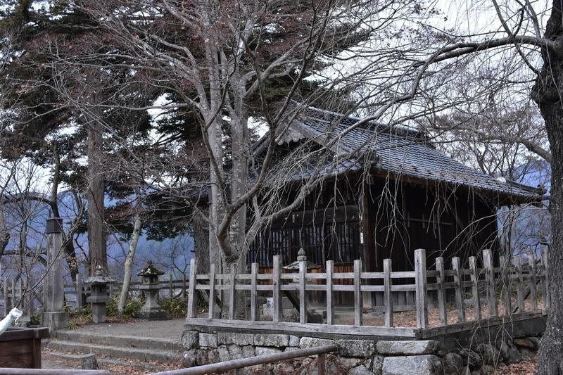 藤原神社 高遠